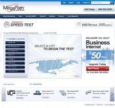SPEAKEASY INTERNET SPEED TEST