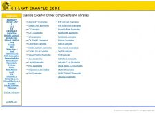 Chilkat ASP Examples